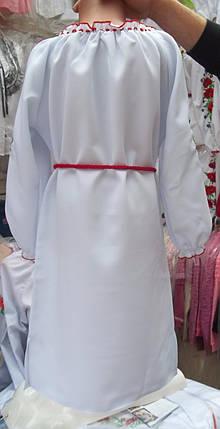 Платье вышитое детское, фото 2