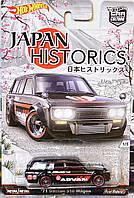 Коллекционная машинка Hot Wheels Datsun 510 Wagon