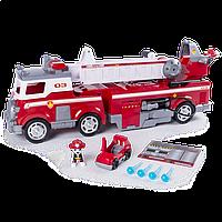 Игровой набор Paw Patrol Большая пожарная станция с Маршалом (SM16752), фото 1