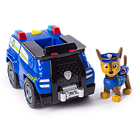 Спасательный автомобиль - трансформер с Гонщиком - водителем Paw Patrol (SM16601/0924), фото 1
