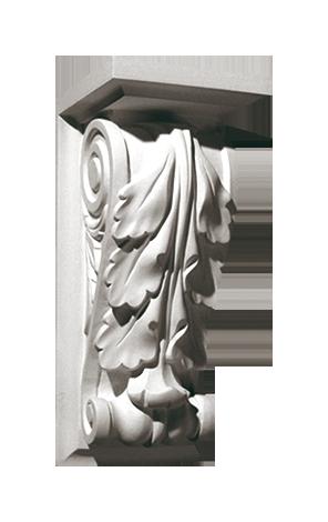 Кронштейн из гипса кн-22 320х143х140