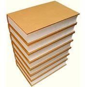 Переплет бухгалтерской документации. Папка для документов, короба архивные, фото 1