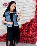 1fef5c349d3 Женское платье с сеткой в Украине. Сравнить цены