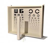 Аппарат Ротта - осветитель таблиц для проверки зрения АР-1М