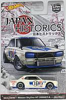 Коллекционная машинка Hot Wheels Nissan Skyline HT 2000GT-X