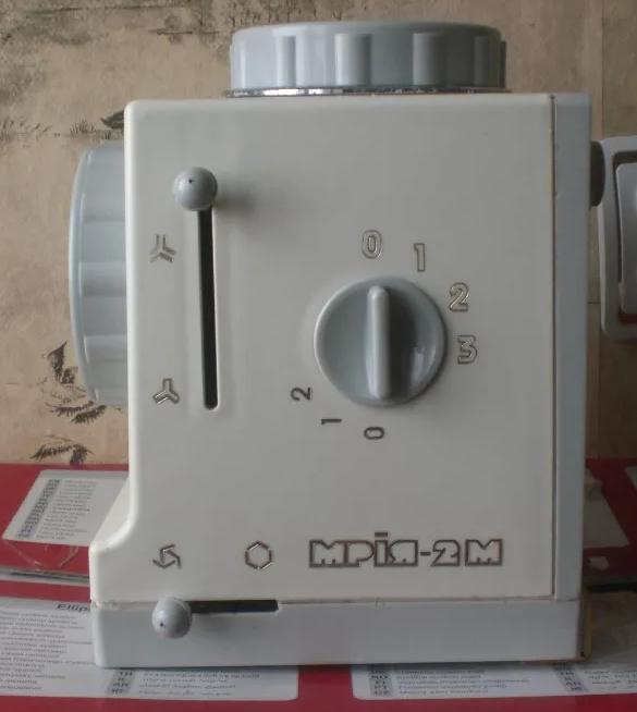 Новый Привод Мрия 2М (для кухонного комбайна)