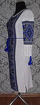 Женское вязанное платье , фото 2