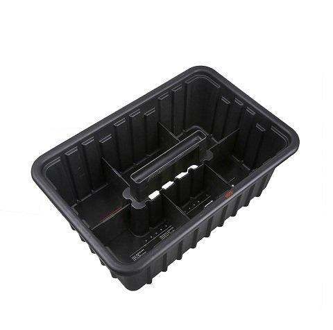 SGCB SGGD147 Tool Basket Инструментальная корзина детейлера черная 42.5 х 28.5 х 15.5 см