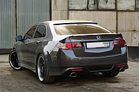 Спойлер на багажник Honda Accord 8