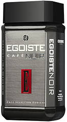 Кофе растворимый EGOISTE Noir 100g  Пр-во Германия 01121