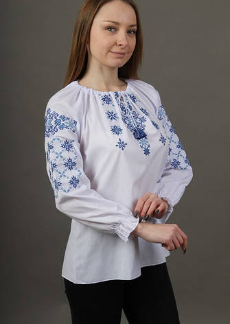"""Блуза - вышиванка """"Аргентина"""", фото 2"""