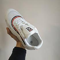 Fila Disruptor Белые с полосой и сеткой кроссовки | точная Копия | женские размеры: 36 - 41 , фото 3