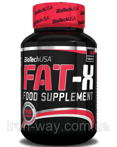 BioTech USA Fat-X 60 NEW tabs