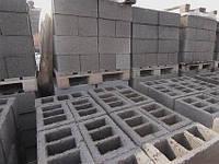 Шлакоблок, бетонные блоки