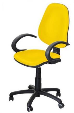 Кресло Поло 50/АМФ-5 К/з Неаполь-55 желтый, фото 2