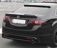 Спойлер на стекло Honda Accord 8