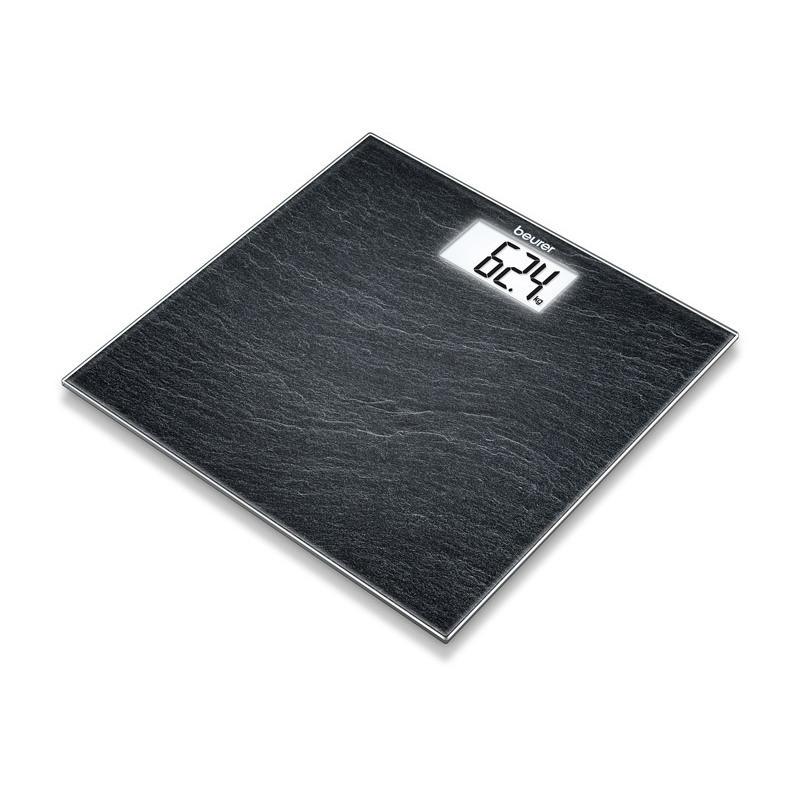Cтеклянные  напольные весы GS 203 Slate Beurer