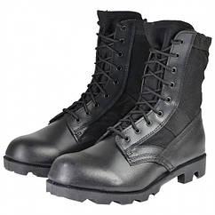 Берцы MIL-TEC US Jungle Panama Tropical Boots Black (12826002)
