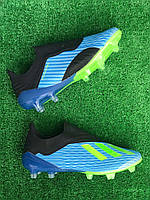 Бутсы Adidas X 18.1 / копы адидас Х/ адидас без шнурков