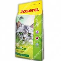 Josera SensiCat корм для кошек с чувствительным пищеварением, 10 кг, фото 1