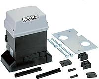 Привод FAAC 741 весом до 900 кг Автоматика для сдвижных откатных ворот