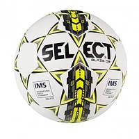 М'яч футбольний SELECT Blaze DB (IMS)