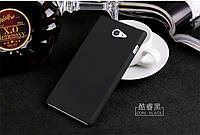 Чехол накладка бампер для Sony Xperia M2 D2305 D2302 чёрный, фото 1