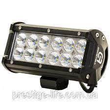 Автофара LED на крышу (12 LED) 5D-36W-spot