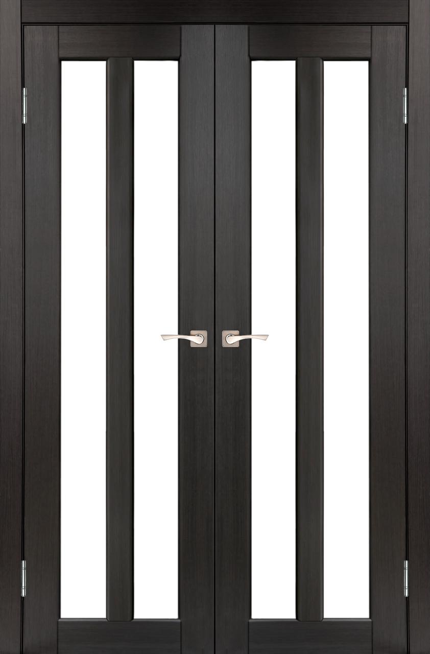 Двері KORFAD TR-05 Полотно+коробка+2 до-та лиштв+добір 100мм, еко-шпон