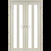 Двері KORFAD TR-05 Полотно+коробка+2 до-та лиштв+добір 100мм, еко-шпон, фото 3