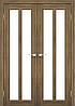 Двері KORFAD TR-05 Полотно+коробка+2 до-та лиштв+добір 100мм, еко-шпон, фото 4