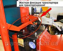"""Подрібнювач гілок з конвеєрною стрічкою 2В120ТК """"Shkiv"""", фото 2"""
