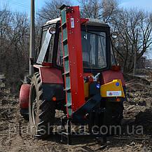 """Подрібнювач гілок з конвеєрною стрічкою 2В120ТК """"Shkiv"""", фото 3"""
