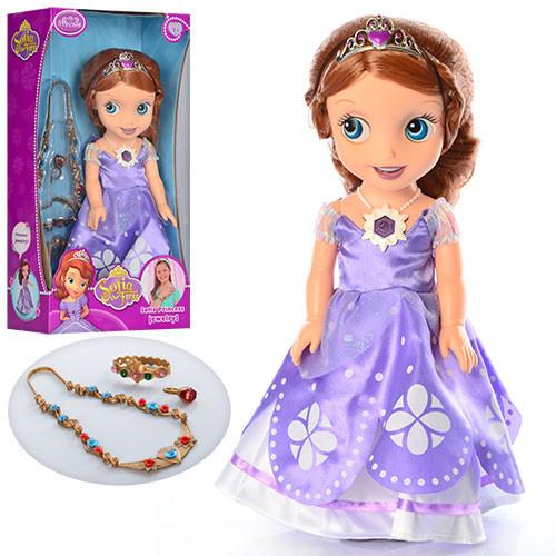 Кукла принцесса София ZT8938 два режима