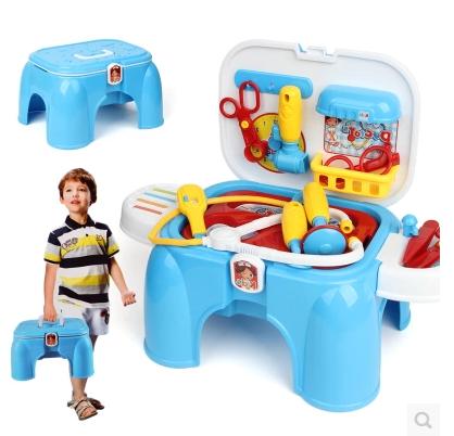 """Игровой набор """"Доктор"""" в чемодане 008-91"""