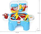 """Игровой набор """"Доктор"""" в чемодане 008-91, фото 4"""