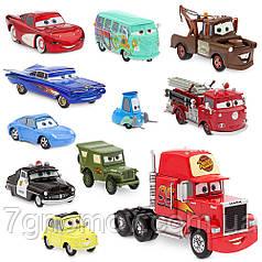 """Набор машинок """"Тачки Радиатор-Спрингс"""" Дисней (Cars Radiator Springs Deluxe Die Cast Set)"""