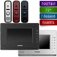 Commax CDV-71AM+AVP-NG110 комплект домофона с памятью