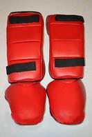 Футы, защита для ног ( голень и стопа)