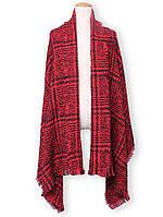 Моды случайные плед кисточкой подол вязаный твидовый шарф шаль - 1TopShop