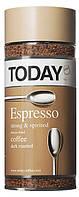 Кофе растворимый TODAY Espresso 95g Пр-во Германия 01123