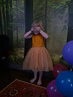 Нарядное платье детское р.86 - 116
