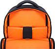Городской рюкзак Bagland Senior 0013666 черный 17 л, фото 5