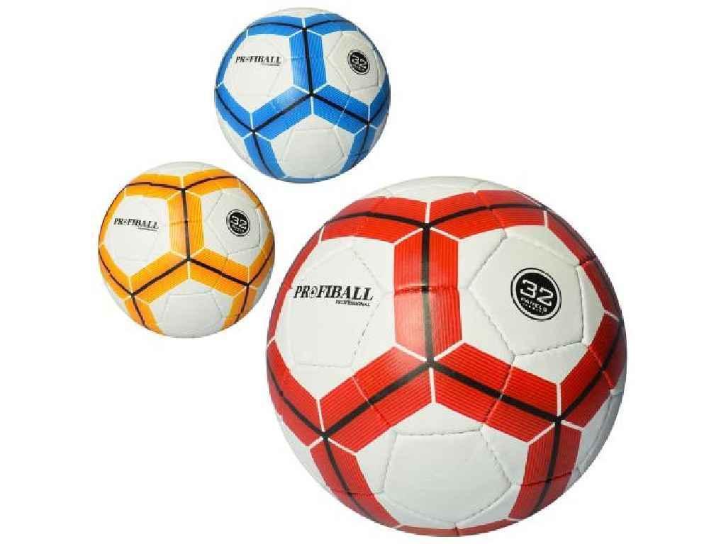 745267ef01817c Мяч футбольный 3000-45 размер 5, ПУ1,4мм, 32панелы, ручная работа,  400-420г, 3цв, в шариках
