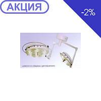 Светильник операционный девятирефлекторный потолочный (два блока, 6+3)  L2000 6+3-II (Россия) (Биомед)