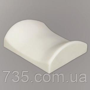 Ортопедическая подушка под поясницу Aurafix 840 с эффектом памяти, фото 2
