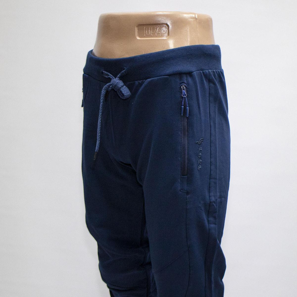 Мужские спортивные штаны на манжете фабрика Турция тм. FORE 9566N
