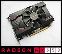 Sapphire Radeon RX 550 4GB GDDR5 HDMI PCI-E (RX550) Видеокарта