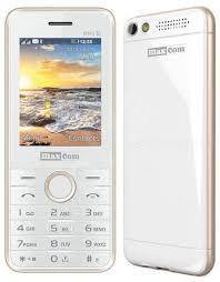 Кнопочный телефон Maxcom MM136    2 сим,2,4 дюйма,0,3 Мп,600 мА\ч.