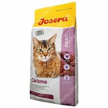 Josera Carismo Сухой корм для кошек старше 7 лет, 10 кг